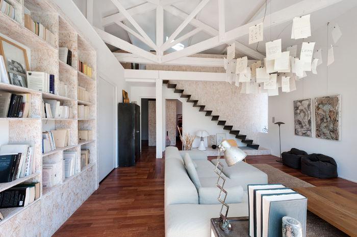 Viljan att inspirera - villa Padovani