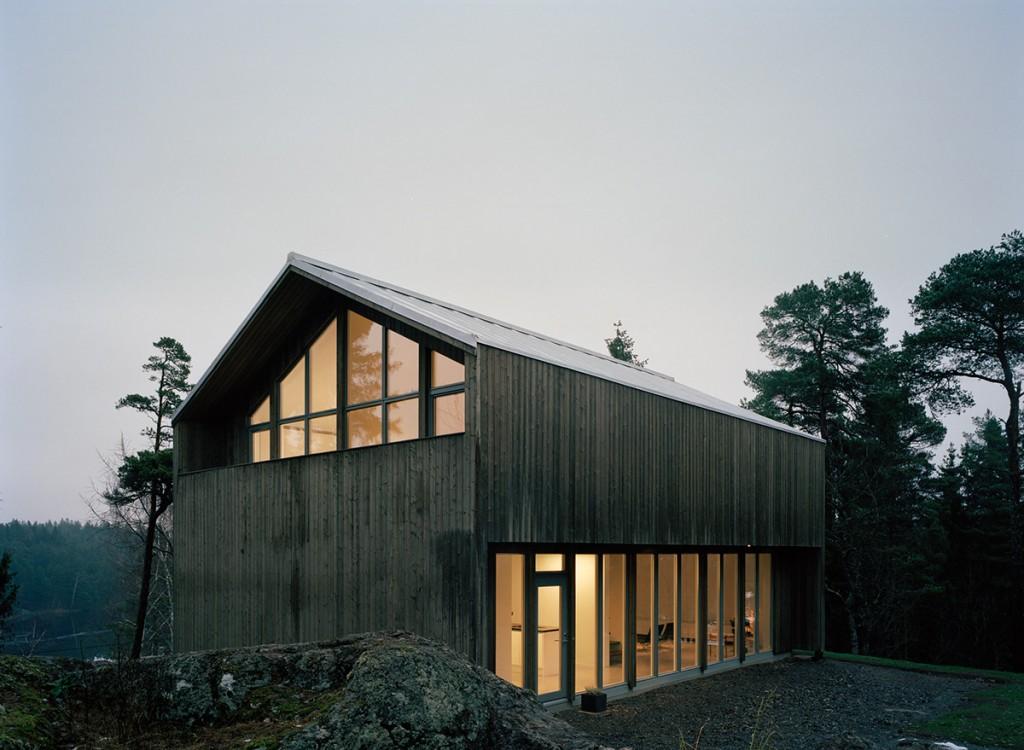 Arkitekthus - CKR