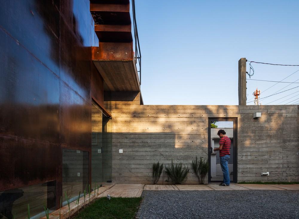 Pepiguari House av Brasil Arquitetura