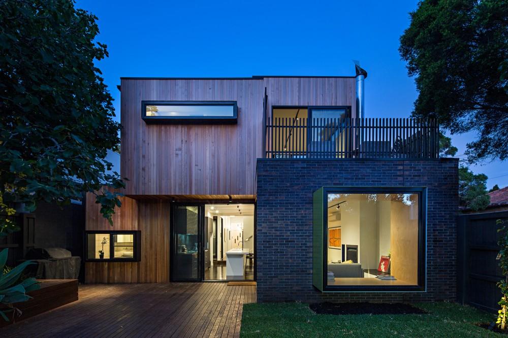 Elwood House av Robert Nichol & Sons