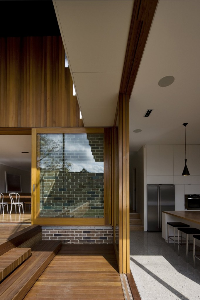 Castlecrag Residence av CplusC Architectural Workshop