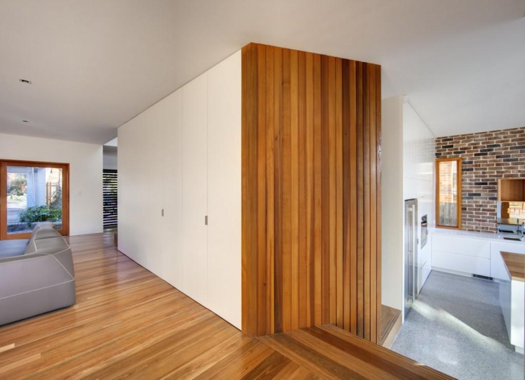 Castlecrag Residence av CplusC Architectural Workshop