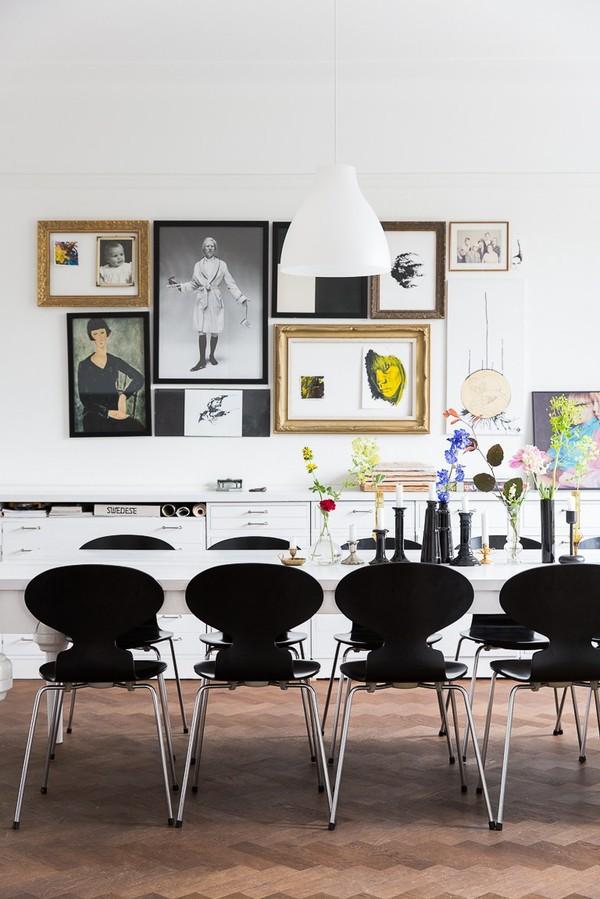Klassisk Skandinavisk Lägenhet i Malmö