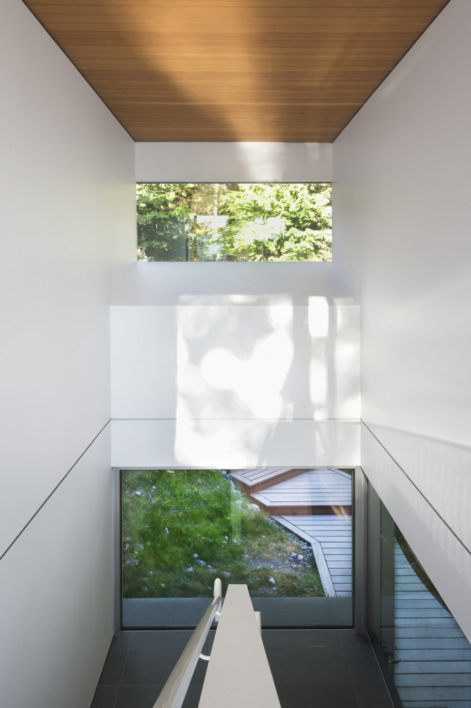 Gambier Island House av McFarlane Green Biggar Architecture + Design