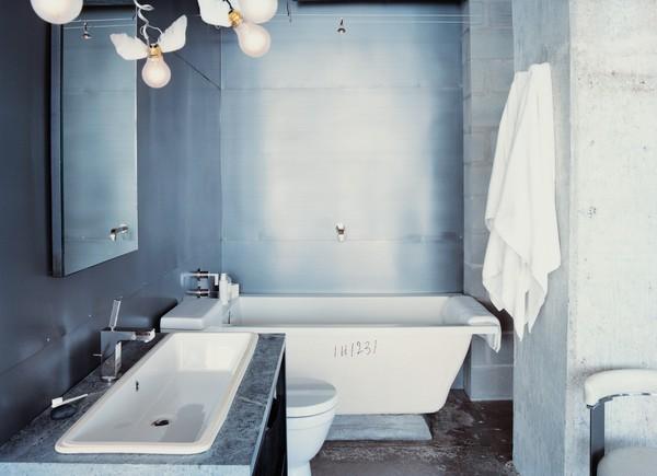 Minimalistisk lägenhet