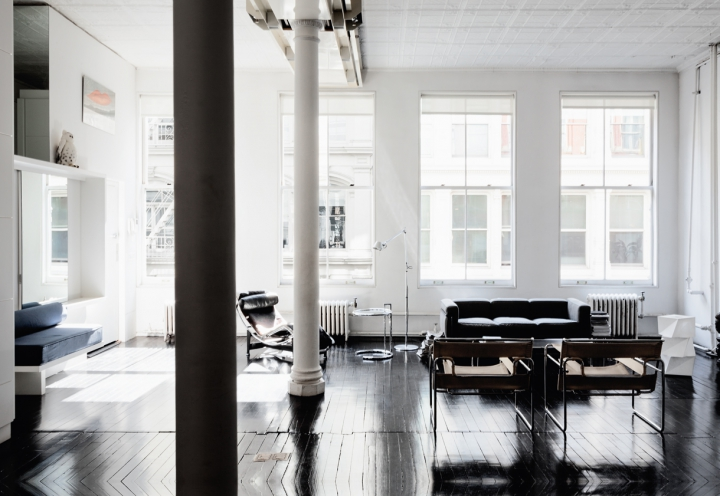New York Loft Inspiration