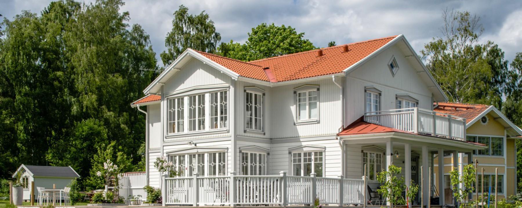 bygga exklusiva hus