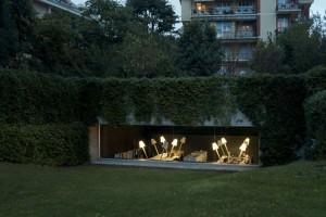 Underjordiskt kontor av Carlo Bagliani