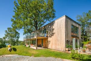 Huddinge kommuns byggnadspris i kategorin enfamiljshus